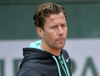 Medien: Kerber-Ex Wim Fissette mit neuem Trainerjob