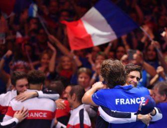 Davis Cup: Frankreich gewinnt zehnten Titel