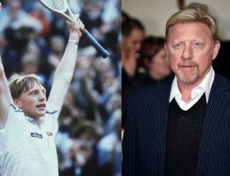 Zum 50. von Boris Becker: Seine Triumphe, Dramen und Niederlagen