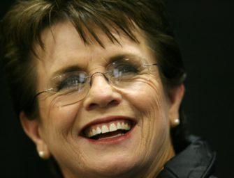 """Billie Jean King: Angela Merkel """"ist eine Heldin"""""""