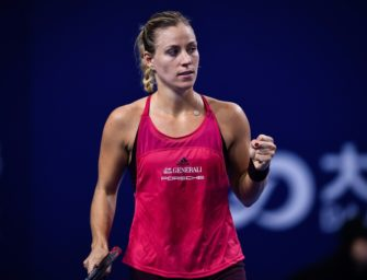 WTA Elite Trophy: Kerber noch mit Halbfinal-Chance