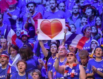 Davis Cup-Finale: Frankreich vor zehntem Titel