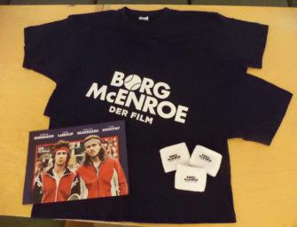 Borg/McEnroe-Retro-Preise zu gewinnen!