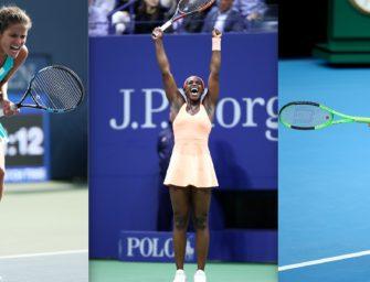 WTA-Tour: Die Aufsteigerinnen des Jahres 2017