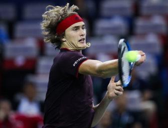 """Alexander Zverev gibt Davis-Cup-Zusage: """"In Australien spiele ich"""""""
