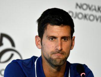 Djokovic sagt auch in Doha ab