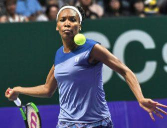 Tödlicher Autounfall: Keine Anklage gegen Venus Williams