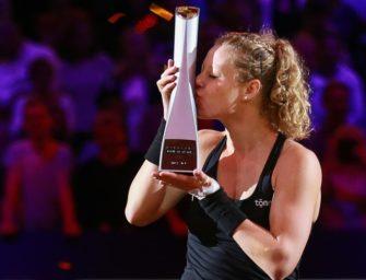 WTA-Turnier in Stuttgart erneut ausgezeichnet