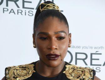 Serena Williams in Not: Das Töchterchen zahnt
