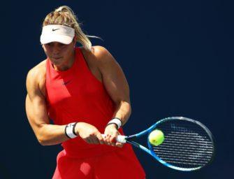 Witthöft und Maria scheitern in Brisbane in der ersten Runde