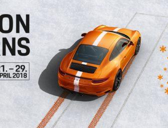 Verlosung: 5 Porsche Tennis Grand Prix Kalender zu gewinnen