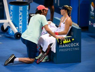 Nach starken Australian Open: Lob vom Ex-Trainer für Kerber