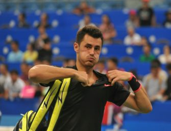 "Tomic tönt nach Australian-Open-Aus: ""Zähle meine Millionen"""