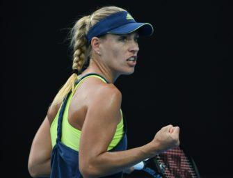 6:1, 6:3: Kerber lässt Sharapova keine Chance