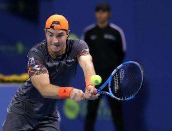 Australian Open: Struff verliert gegen Titelverteidiger Federer