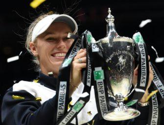 WTA-Saisonfinale zieht ab 2019 von Singapur nach Shenzhen