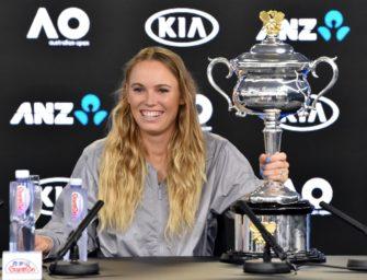 Wozniacki offiziell die Nr. 1 – Federer jagt Nadal