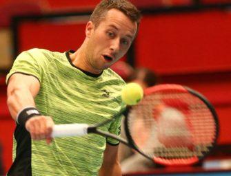 Kohlschreiber reist nicht mit zum Davis Cup nach Brisbane
