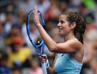 Australian Open: Görges und Barthel in Runde zwei