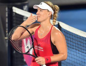 Erster Titel seit September 2016: Kerber triumphiert in Sydney