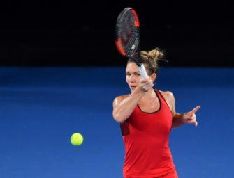 Australian-Open-Finalistin Halep nach Niederlage im Krankenhaus
