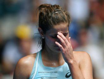 Siegesserie gerissen: Görges scheitert in Runde zwei von Melbourne