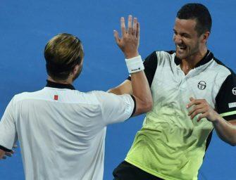 Marach und Pavic gewinnen Doppeltitel bei den Australian Open