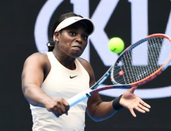 Nächste Auftaktpleite für US-Open-Siegerin Stephens