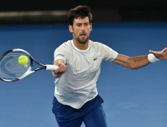 Djokovic noch nicht bei 100 Prozent, Nadal zuversichtlich