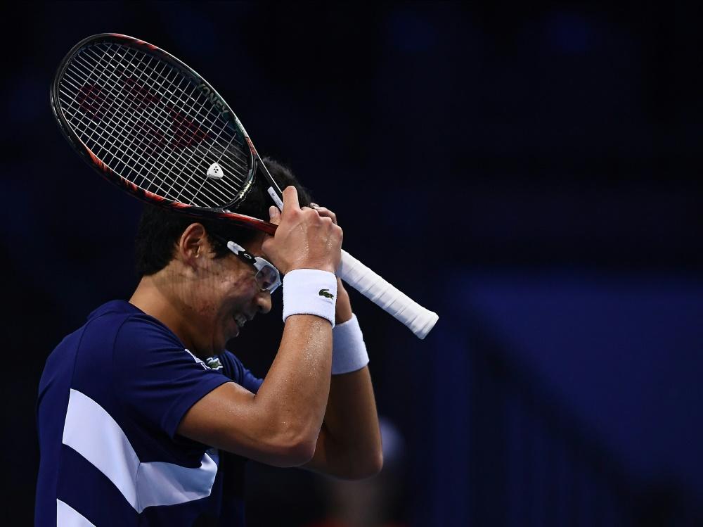 Australian Open Wer Ist Dieser Hyeon Chung Tennis Magazin