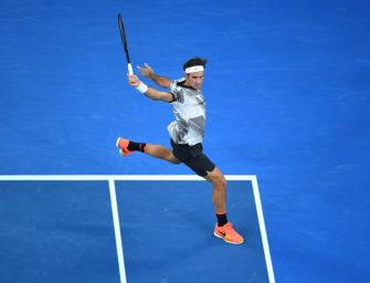 """Müder"" Roger Federer macht alles richtig!"