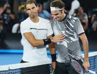 Mail aus Melbourne: Sind Roger und Rafa noch zu stoppen?