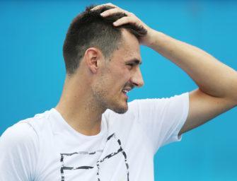 Tomic bezichtigt australischen Tennisverband der Korruption