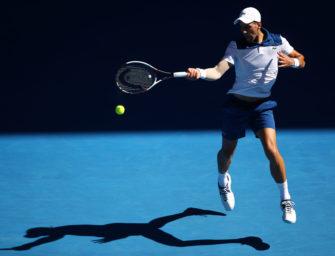 Podcast aus Melbourne, Tag 2: Die Rückkehr von Novak Djokovic