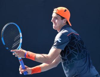 """Jan-Lennard Struff im Exklusiv-Interview: """"Federer ist ein Karriere-Highlight"""""""
