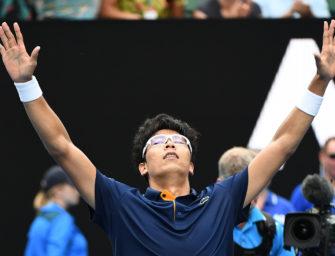 Australian Open: Wer ist dieser Hyeon Chung?