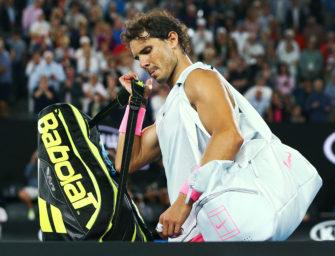 Australian Open: Rafael Nadal und seine Melbourne-Misere