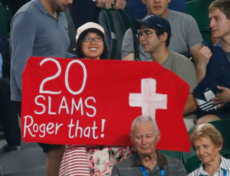 Podcast aus Melbourne, Tag 12: Ist Federer noch zu stoppen?