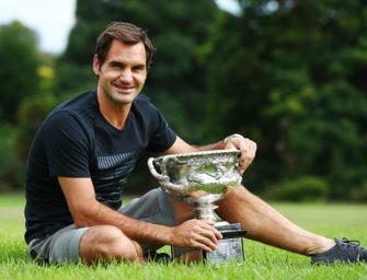Wie wird Roger Federer wieder die Nummer 1 der Welt?