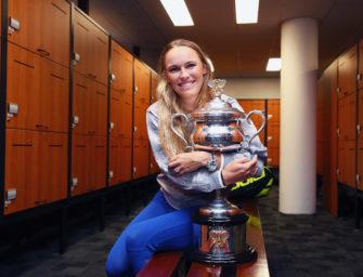 """Mail aus Melbourne: Wozniacki – """"Davon habe ich geträumt"""""""