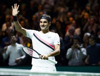 Federer krönt Rückkehr auf Tennis-Thron mit Titelgewinn