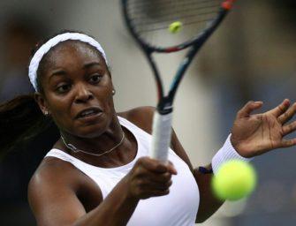 Nach 195 Tagen: US-Open-Siegerin Stephens stoppt Pleitenserie