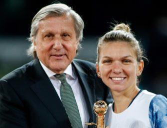 Tennis-Weltverband reduziert Sperre gegen Nastase minimal