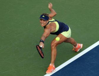 Kerber scheitert im Halbfinale von Dubai