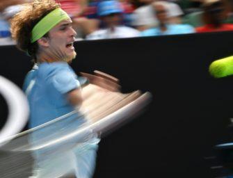 Davis Cup: Zverev eröffnet – Struff bekommt Vorzug vor Gojowczyk