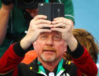 """Becker über den Davis Cup: """"Er ist ein bisschen verstaubt"""""""