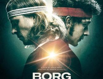 Borg/McEnroe: Duell zweier Gladiatoren –Jetzt auf DVD