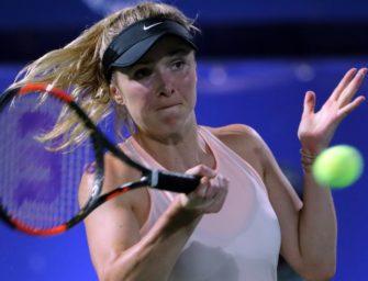 Kerber-Bezwingerin Switolina gewinnt Turnier in Dubai