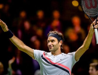 """Federer fehlt ein Sieg zur Nummer 1: """"Kann das Match kaum erwarten"""""""