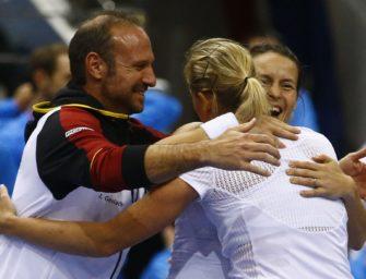 """Fed Cup-Sensation: """"Kämpferischster Erfolg der letzten 15 Jahre"""""""